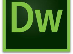 SOFTWARE Adobe Dreamweaver CC 2017