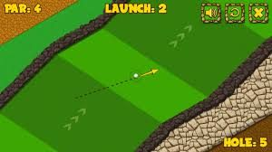 Mini Golf Space Rolling