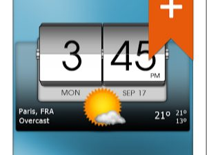 3D Flip Clock $ Weather Pro