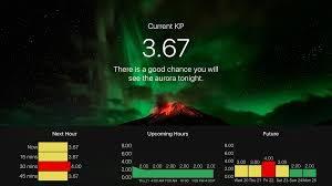 My Aurora Forecast Pro - Aurora Borealis Alerts