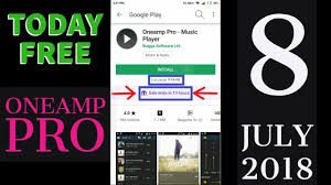 Oneamp Music Player