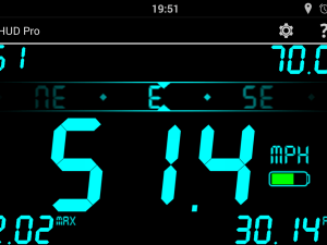 DigiHUD Pro Speedometer