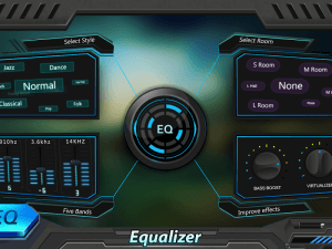 Equalizer & Bass Booster Pro