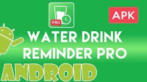 Water Drink Reminder Pro