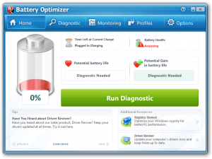 ReviverSoft Battery Optimizer