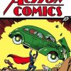ACTION COMICS #1 (First Appearance of SUPERMAN), RARE MILLENNIUM EDITION (Action Comics Millennium Edition, Volume 1)