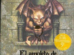 El amuleto de Samarkanda The Amulet of Samarkand (Infinita Infinite) Spanish
