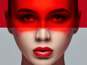 Pure perfect skin and natural makeup, skin care, natural cosmetics