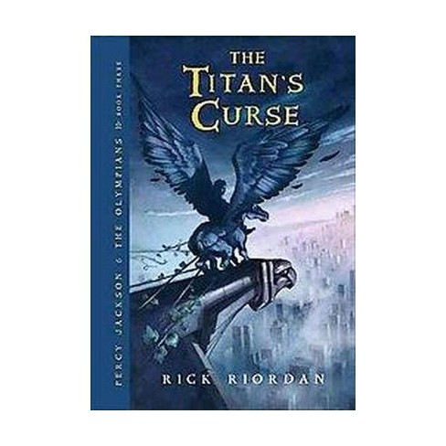 The Titan's Curse: Percy Jackson and the Olympians: