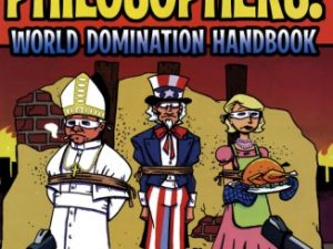 Action Philosophers! 04 - World Domination Handbook - Dec2005