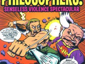Action Philosophers! 08 - Senseless Violence Spectacular - February 2007