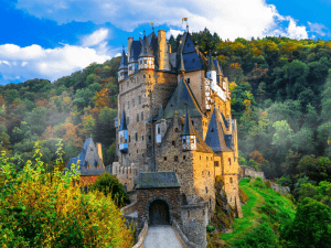 one of the most beautiful castles of Europe