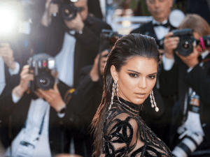 Cannes, France - 15 MAY 2016 - Kendal Jenner