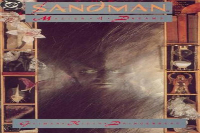 The Sandman #1 Master of Dreams Sleep of the Just