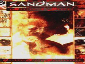 The Sandman #3 Master of Dreams Dream A Little Dream of Me