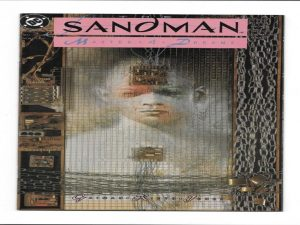 The Sandman #5 Master of Dreams Passengers