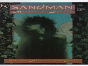 The Sandman #6 Master of Dreams 24 Hours