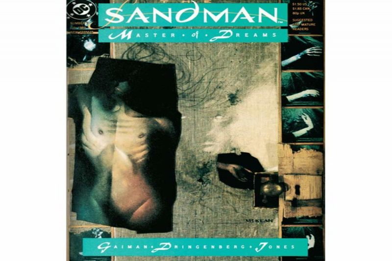 The Sandman #7 Master of Dreams Sound And Fury