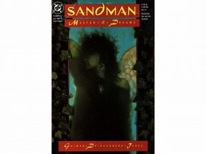 The Sandman #8 Master of Dreams The Sound of Her Wings