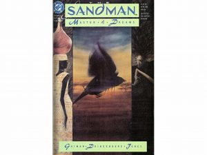 The Sandman #9 Master of Dreams Tales In the Sand