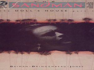 The Sandman #10 The Doll's House The Doll's House P1