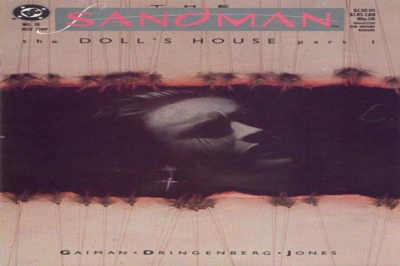 The Sandman #10 The Doll's House The Doll's House P1