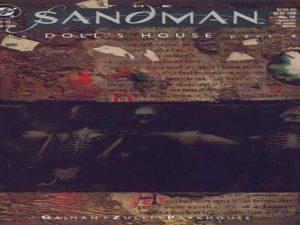 The Sandman #13 The Doll's House P4 Men of Good Fortune