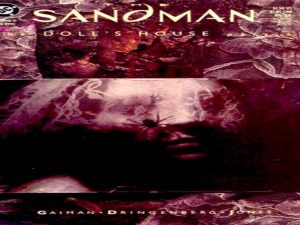 The Sandman #15 The Doll's House P6 Into the Night