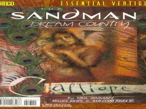 The Sandman #17 Dream Country P1 Calliope