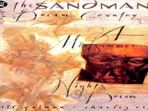 The Sandman #19 Dream Country P3 A Midsummer Night's Dream