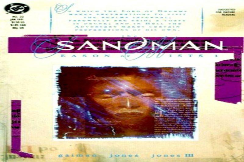 The Sandman #22 Season of Mists P1