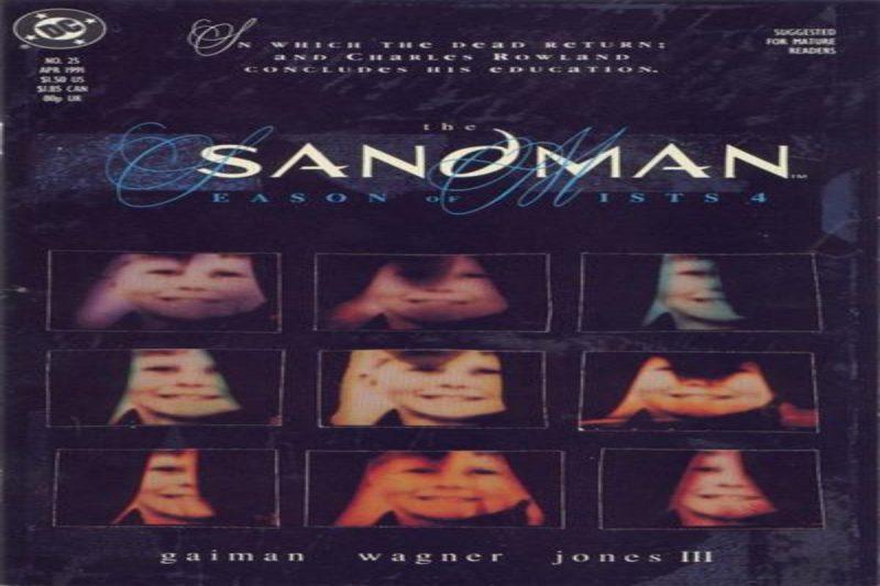 The Sandman #25 Season of Mists P4