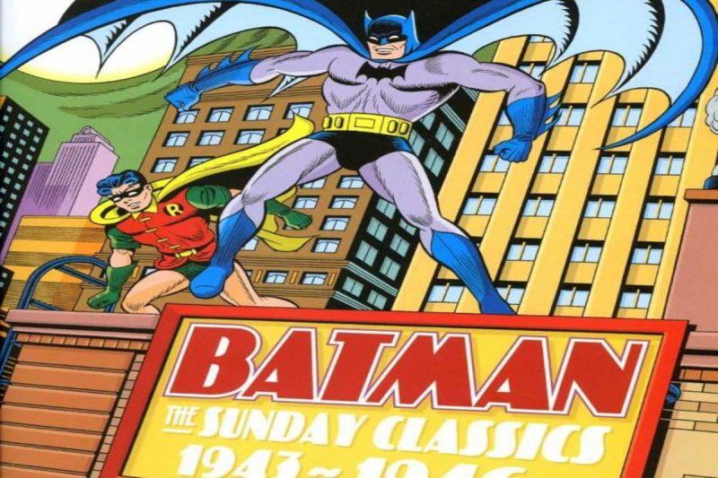 Batman The Sunday Classics 1943-1946