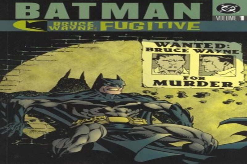 Batman Bruce Wayne - Fugitive, Vol. 1