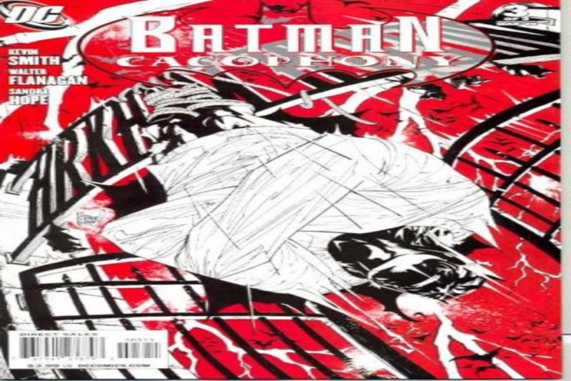 Batman Cacophony #3