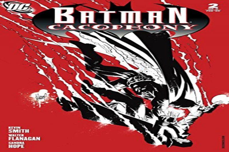 Batman Cacophony #2