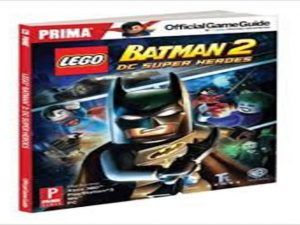Lego Batman Prima Official Game Guide