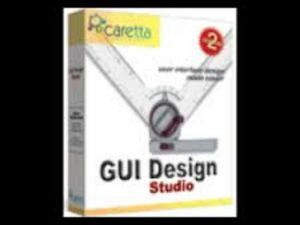 GUI Design Studio Professional
