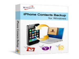 Xilisoft iPhone Contacts Backup