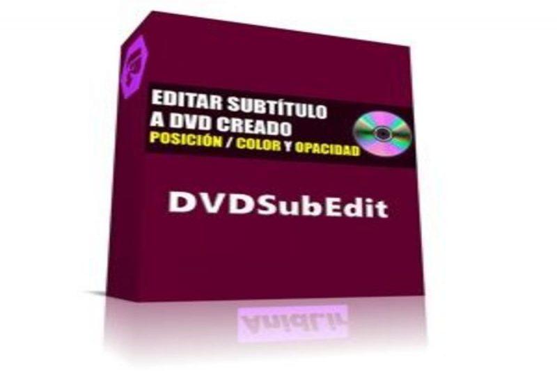 DVDSubEdit