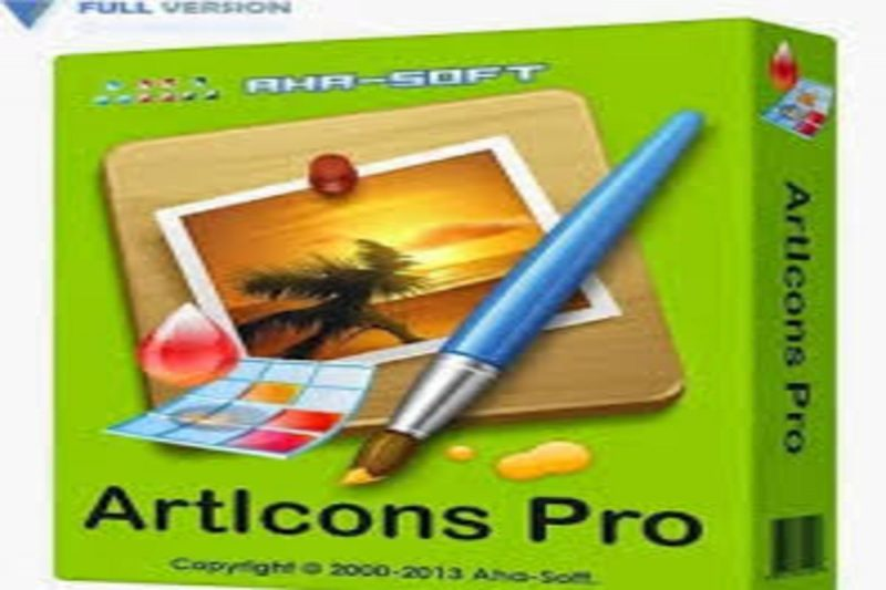Aha-Soft ArtIcons Pro