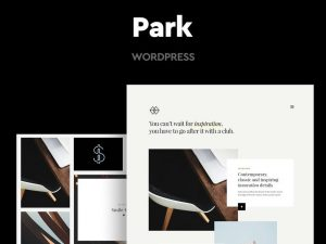 Park - Creative Portfolio WordPress Theme