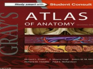 Gray's Atlas of Anatomy, 2e.2014