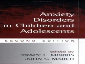 Anxiety Disorders in Children and Adolescents.2004