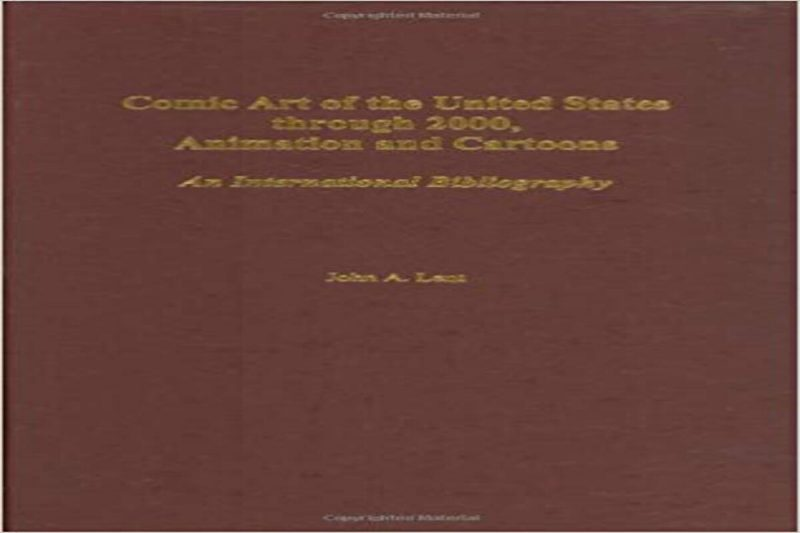 Comic Art of the United States through 2000, Animation and Cartoons