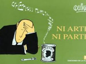 Ni arte ni parte Nothing To Do With Me Humor Comic Spanish