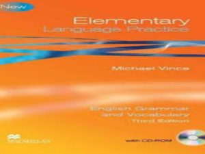 Elementary Language Practice 3rd Edition. Student's Book