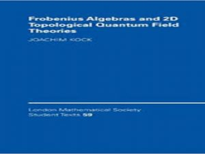 Frobenius algebras and 2D topological quantum field theories