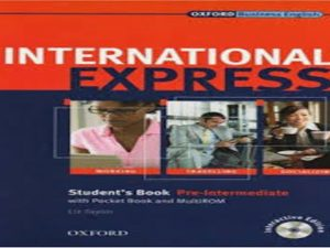 New International Express. Student's Book and Pocket Book Pre intermediate level