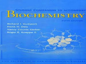Student Companion to Accompany Biochemistry 5th Edition